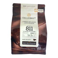 """שוקולד קליבו מריר 2.5 ק""""ג"""