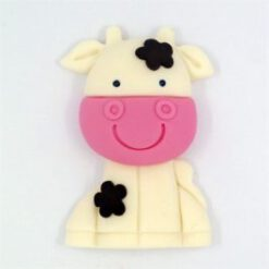 פרה מבצק סוכר