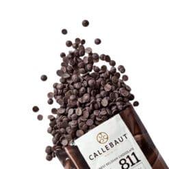 """שוקולד קליבו מריר 52.2%- בד""""ץ העדה החרדית   10 ק""""ג"""